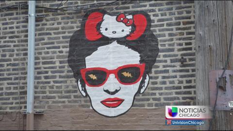 Descubre a Jasso, artista urbano que está cambiando la cara de Pilsen