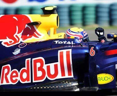 GP de HUNGRÍA, 1 de agostoMark Webber ganó el Gran Premio...