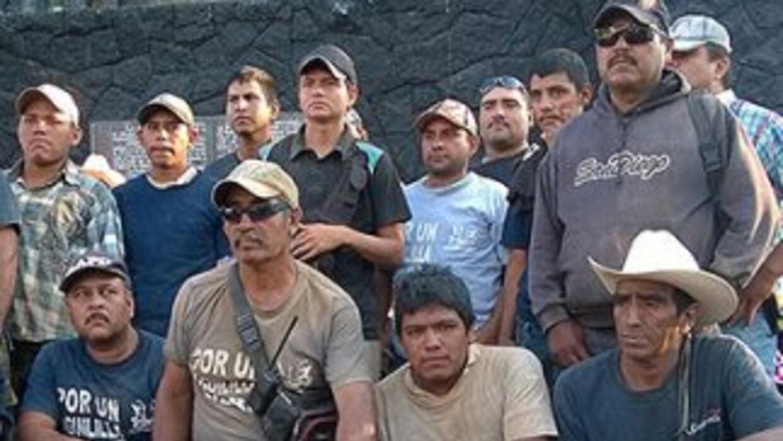 Autodefensas de Michoacán.