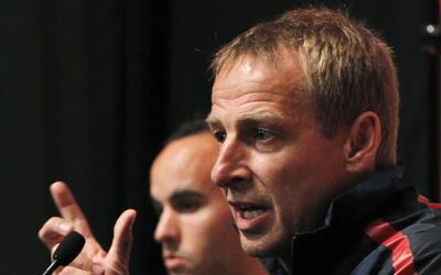 Klinsmann y Donovan, una relación rota.