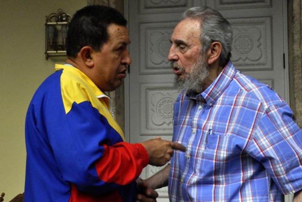 """""""Se rememoró la firma del Convenio Integral de Cooperación Cuba-Venezuel..."""