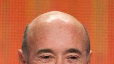 David Geffen un millonario y filántropo.