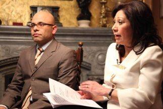 Hilda Solis y Jose Rico respondieron a preguntas enviadas por los usuari...
