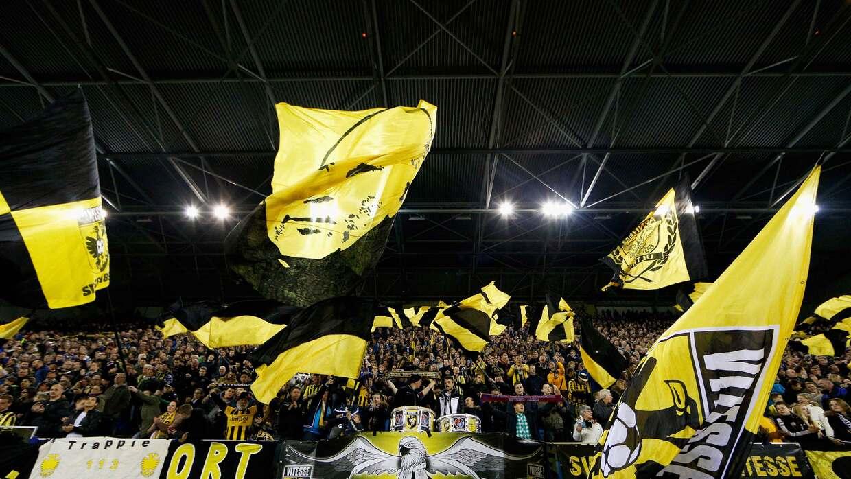 El Vitesse gana al Heerenveen y disputará la Liga Europa GettyImages-466...