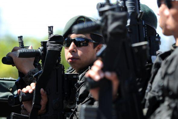 San Pedro Sula es señalada como una de las zonas más violentas del plane...