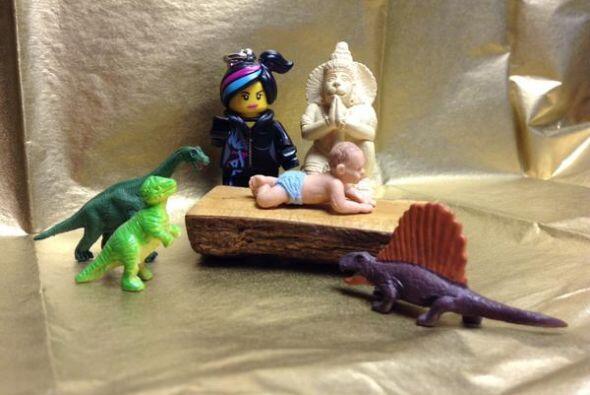 Mira los nacimientos más originales que están dando de qu&...