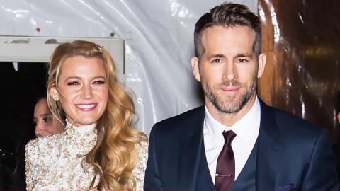 Ryan Reynolds quizás reveló el sexo de su segundo bebé