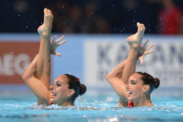 El bronce se lo llevó la dupla local. Las españolas Ona Carbonell Margal...