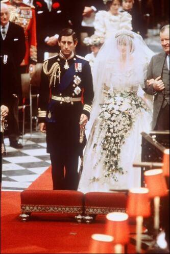 La plebeya que se casaba con un príncipe hacía realidad el cuento de La...