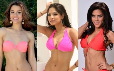 Clarissa Molina, Alejandra Espinoza y Francisca Lachapelle