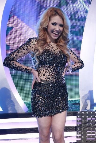 Paloma Carrasco en la gala 11.