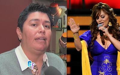 La joyera Elena Jiménez mostró unas joyas muy especiales de Jenni Rivera