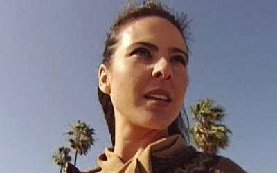 Código Segura: Kate del Castillo tiene su plan para defenderse