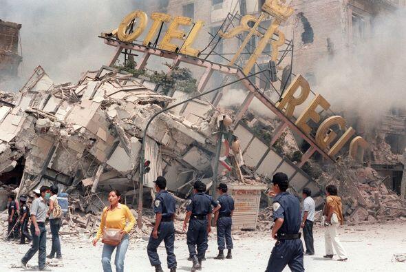 En 2002 López Obrador dispuso crear un fondo para el centro histórico, p...