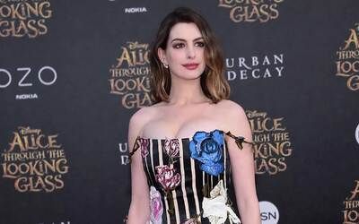 Anne Hathaway revela su primer amor platónico famoso