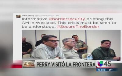 Critican a Obama por no visitar la frontera