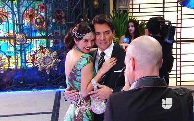 Julia tiene una rival muy sensual, ¡Nina!