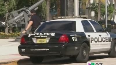 Nuevas normas para la Policía de Miami Beach
