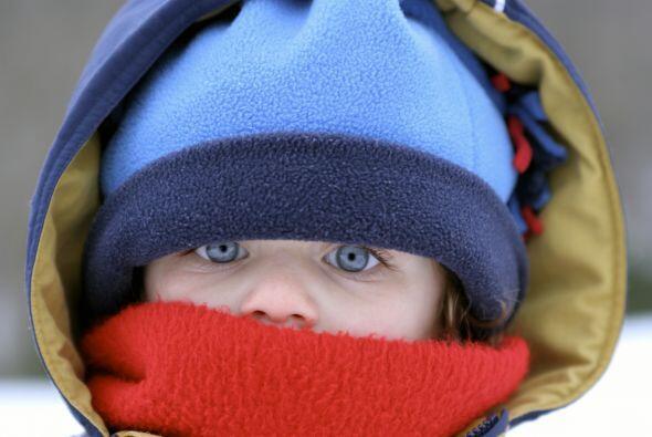 Una bufanda de tubo. Además de abrigar su cuello, una bufanda le brindar...
