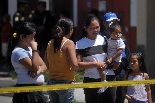 Tales bandas criminales operarían en Guatemala desde 2008, de acu...