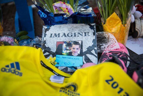 El Maratón de Boston fue el escenario de la explosión de dos bombas arte...