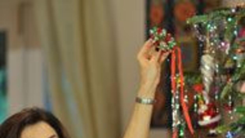 El espíritu navideño invade el hogar de la jueza Cristina Pereyra e685b7...
