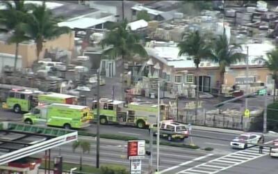 'Miami en un Minuto': Incendio afectó local de Tile Abreu en el noreste...
