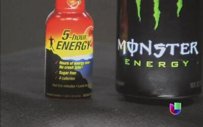 Riesgos de las bebidas energéticas