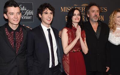 La magia de Tim Burton regresa con 'Miss Peregrine's Home for Peculiar C...
