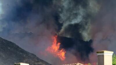 Incendio de San Marco es una priorodad para las autoridades de San Diego