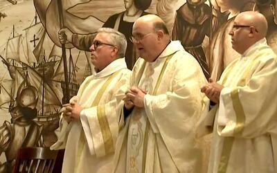 Fernando Hería será el nuevo rector de la Ermita de la Caridad del Cobre