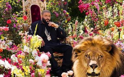 La portada del Major Key, el nuevo álbum de DJ Khaled.