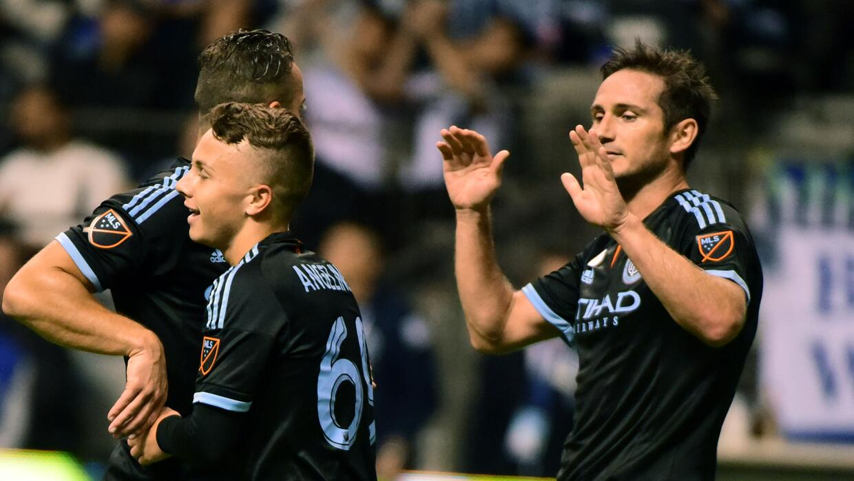 Frank Lampard, New York City FC