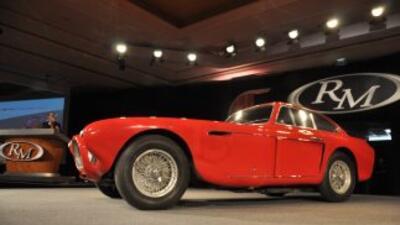 El 340 Mexico 1952, fabricado por la Ferrari para competir en la legenda...