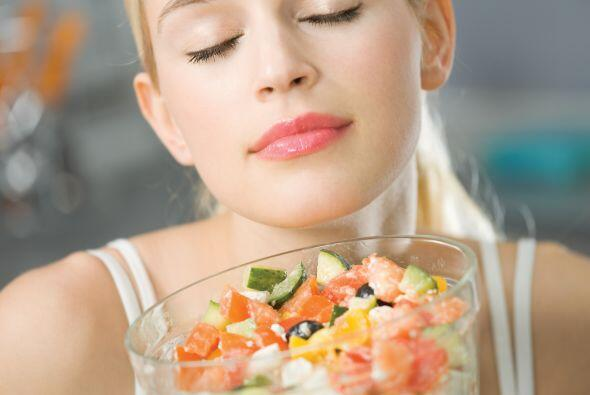 Elige sabiamente. Ciertos alimentos te gustan más que otros, pero toma e...