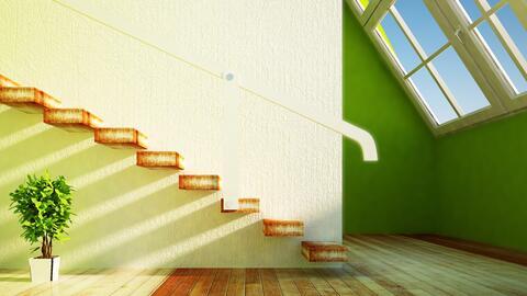 Ideas para decorar bajo la escalera