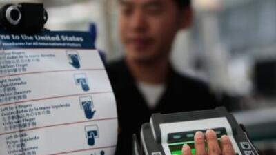 Los controles en el aeropuerto de Newark, New Jersey, fueron objeto de u...