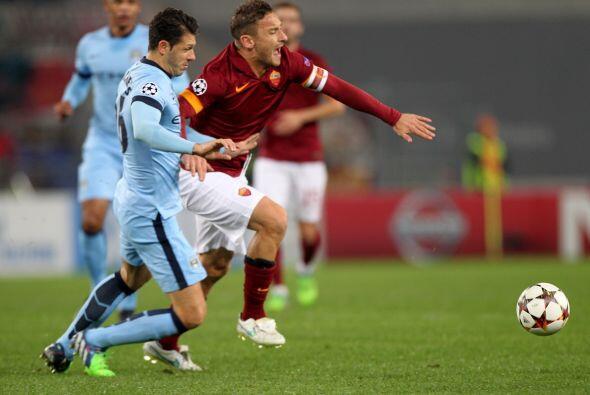 El conjunto italiano saltó al terreno de juego con la intenci&oac...