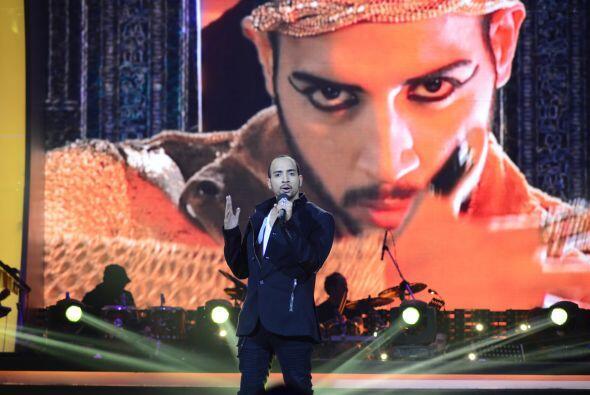 Finalmente, José pudo cantar en la gala 10.