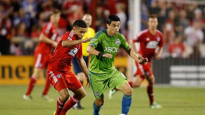 Seattle Sounders FC Dallas