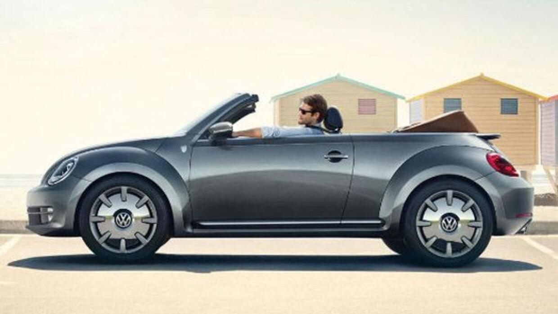 El nuevo Beetle Karmann utiliza un motor turbo de 1.2 litros.