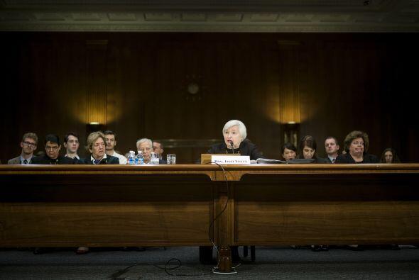 Yellen fue nominada por Obama en octubre, con unos parqués que es...