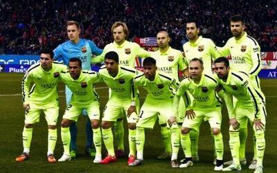 El Barcelona podría ser campeón este domingo cuando juegue en el Estadio...