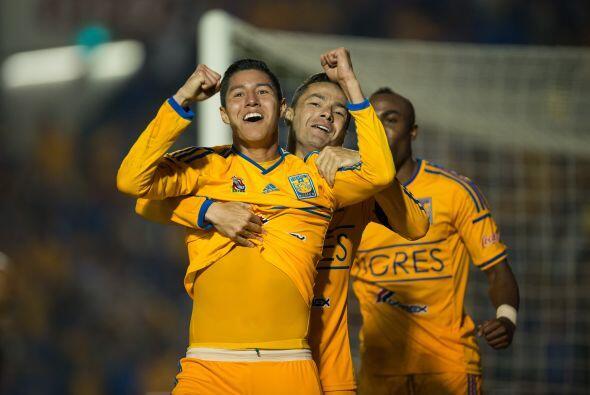 Es de resaltar que Tigres podría llegar a ser campeón sin...