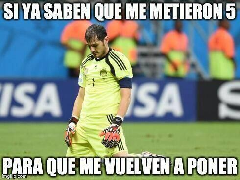 Pobrecito... Todo sobre el Mundial de Brasil 2014.