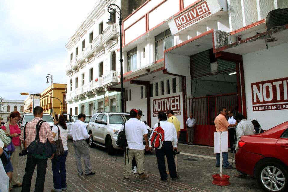 El sexenio negro para los periodistas de Veracruz comenzó con la muerte...