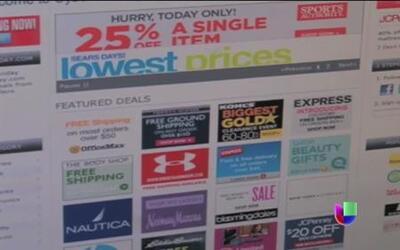 Aumentan ventas en el Cyber Monday pero también los fraudes