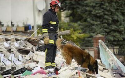 Explosión mortal en un edificio de París