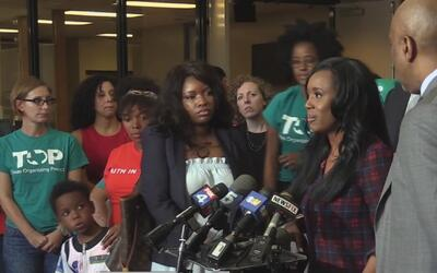 Familiares de Jordan Edwards se reunieron con la fiscal de Dallas para e...
