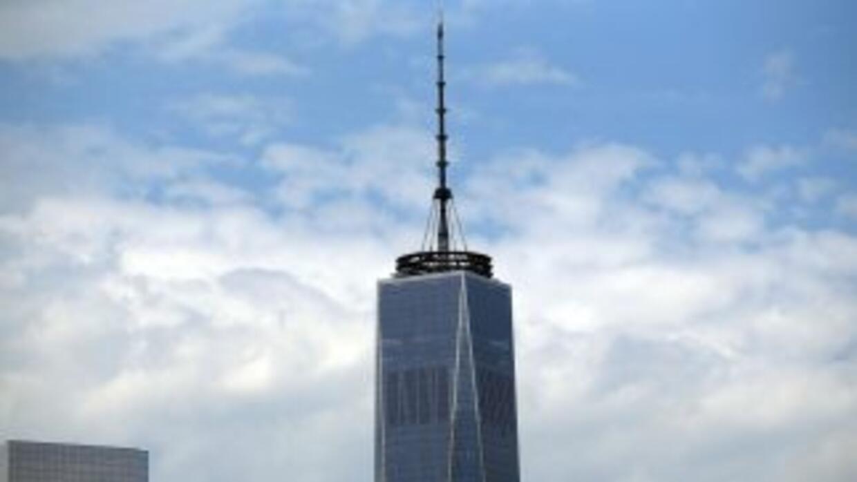 El nuevoWorld Trade Center en Nueva York.